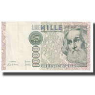 Billet, Italie, 1000 Lire, 1982, 1982-01-06, KM:109a, SUP+ - 1000 Lire