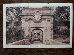 L19/456 Blaye. Citadelle . Porte Royale - Blaye