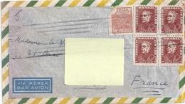 3 Enveloppes Timbrées BRESIL - Brazil