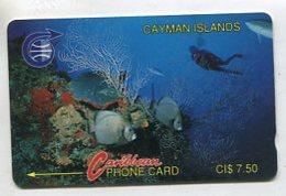 TK 05657 CAYMAN ISLANDS - 3CCIA.... - Cayman Islands