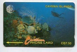TK 05658 CAYMAN ISLANDS - 5CCIA.... - Kaimaninseln (Cayman I.)