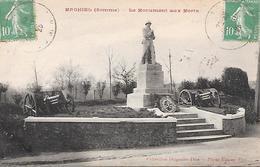 MAGHIEL  ( 80 ) - Le Monument Aux Morts - Other Municipalities