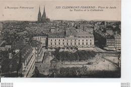 Clermont-Ferrand- Place De Jaude - Clermont Ferrand