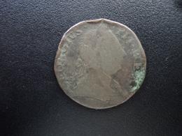 ROYAUME UNI : 1/2 PENNY   1775 *    KM 601    TB - 1662-1816 : Antiche Coniature Fine XVII° - Inizio XIX° S.