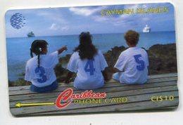 TK 05667 CAYMAN ISLANDS - 131CCIC.... - Cayman Islands