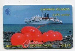 TK 05668 CAYMAN ISLANDS - 131CCID.... - Cayman Islands