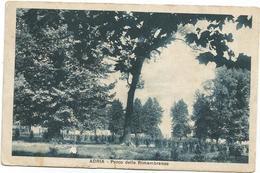 W2753 Adria (Rovigo) - Parco Delle Rimembranze / Viaggiata 1933 - Italia