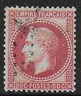 Napoléon   N° 32 - Cote : 30 € - 1863-1870 Napoléon III Lauré