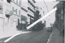Lot 1199 - 13 - MARSEILLE Le Tramway Ligne 18  - 21 Av De Toulon 13006 Tirage Photo Dimension 110mm X 150mm - Marsiglia