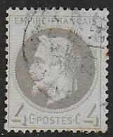 Napoléon   N° 27 - Cote : 90 € - 1863-1870 Napoléon III Lauré