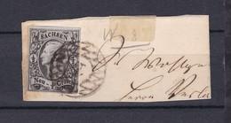 Sachsen - 1855/63 - Michel Nr. 8 - Saxony