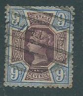 Grande Bretagne Victoria 1887-1900 Yvt 101 - Used Stamps
