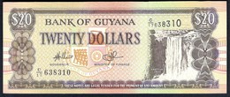 Guyana - 20 Dollars 1996-2018 - P30e(2) - Guyana