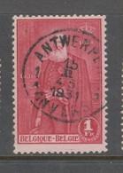 COB 303 Oblitération Centrale ANTWERPEN 1A - Used Stamps