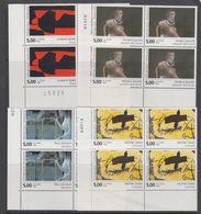 France 1992 Art 4v Bl Of 4 (corner) ** Mnh (42602A) - Frankrijk