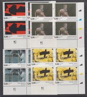 France 1992 Art 4v Bl Of 4 (corner) ** Mnh (42602B) - Frankrijk