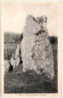 28 CHANGE - Menhir - Le But De Gargantua - Autres Communes