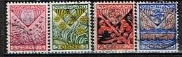 PAYS-BAS - Oblitérés/Used/1927 - Aux Profits Des Œuvres Pour L'Enfance / Armoiries - Period 1891-1948 (Wilhelmina)