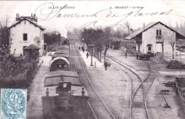 46 - Le Lot - GRAMAT - La Gare - Vue Interieure - Gramat