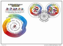 Poland 2013, Cyckling - Tour De Pologne, FDC - Radsport