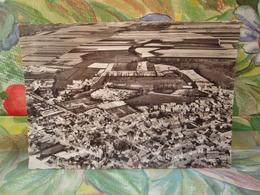 En Avion Sur LE CROTOY Vue Panoramique. 2 Photos. 1964 - Le Crotoy