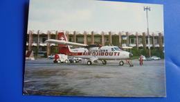 DJIBOUTI - L'Aérogare De Djibouti Ambouli - Aérodromes