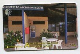TK 05683 ASCENSION ISLAND - 7CASA... - Ascension (Ile De L')