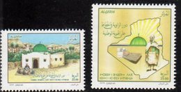 ALGERIA, 2018, MNH,EDUCATION, MOSQUES, SCHOOL, ISLAMIC EDUCATION, 2v - Stamps