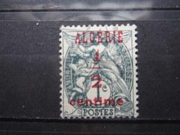 "VEND BEAU TIMBRE D ' ALGERIE N° 1 , "" 1 "" FIN , (X) !!! - Algeria (1924-1962)"