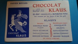 Papier Buvard Chocolat Klaus - Cocoa & Chocolat