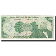 Billet, Venezuela, 20 Bolivares, 1984, 1984-09-25, KM:64a, B - Venezuela