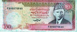 Billet Du Pakistan -de 100 Rupées N D ( 1986 ) En T B - Pakistan