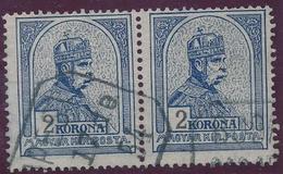 1908. Turul 2K. - Hungary