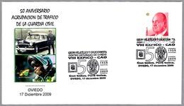 50 Aniv. GUARDIA CIVIL - Agrupación De Trafico. Oviedo, Asturias, 2009 - Policia – Guardia Civil