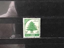 Libanon / Liban - Cederboom (5) 1955 - Libanon