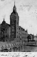 STOLP  ( SLUPSK, Pologne ), écrite En 1903 - Das Neue Kreishaus - Pologne