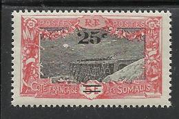 COTE FRANCAISE DES SOMALIS 1924 YT 116** - SANS CHARNIERE NI TRACE - Französich-Somaliküste (1894-1967)