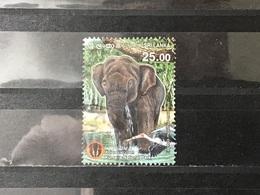 Sri Lanka - Aziatische Olifant (25) 2016 - Sri Lanka (Ceylon) (1948-...)