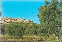MONTFORT - La Ville Dans La Vallée De La Durance - France