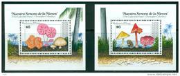 Nevis 1991 Yt. BF 40 & 46 - Mnh*** - Mushrooms
