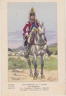Uniformes Du 1er Empire Trompette Du 13eme Régiment  400 Ex - Uniformen