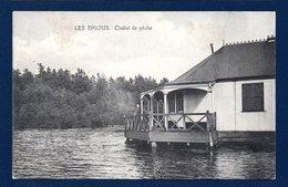 Les Epioux ( Florenville). Etang Et Chalet De Pêche. Feldpost 1917 . Bertrix- Regensburg - Florenville