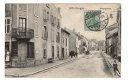 57 MOSELLE - MORHANGE Bergstrasse - Morhange