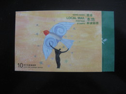 HONG-KONG : TB Carnet N° C 1688a, Neuf XX. - 1997-... Région Administrative Chinoise