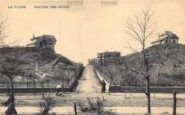 De Panne LA PANNE België Verzameling Van 46 Verschillende Prachtige Kaarten Van Hotel Tot Villa. Oude Kaarten! Lot 2 - Cartes Postales