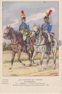 Uniformes Du 1er Empire  Trompettes Du 1er Régiment    400 Ex - Uniformen