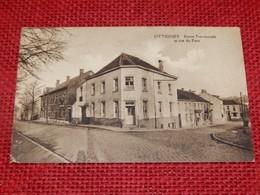OTTIGNIES  -  Route Provinciale Et Rue Du Pont - Ottignies-Louvain-la-Neuve