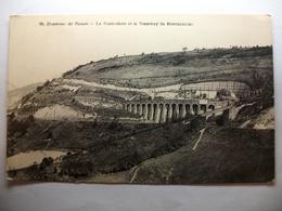 Carte Postale Environs De Rouen (76) Le Funiculaire Et Le Tramway De Bonsecours ( Petit Format Non Circulée ) - Bonsecours