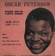 OSCAR PETERSON US EP - DEBUT + 3 - Jazz