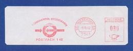BRD AFS - SCHWIEBERDINGEN, Rohrhandel Stüdemann 1982 - BRD